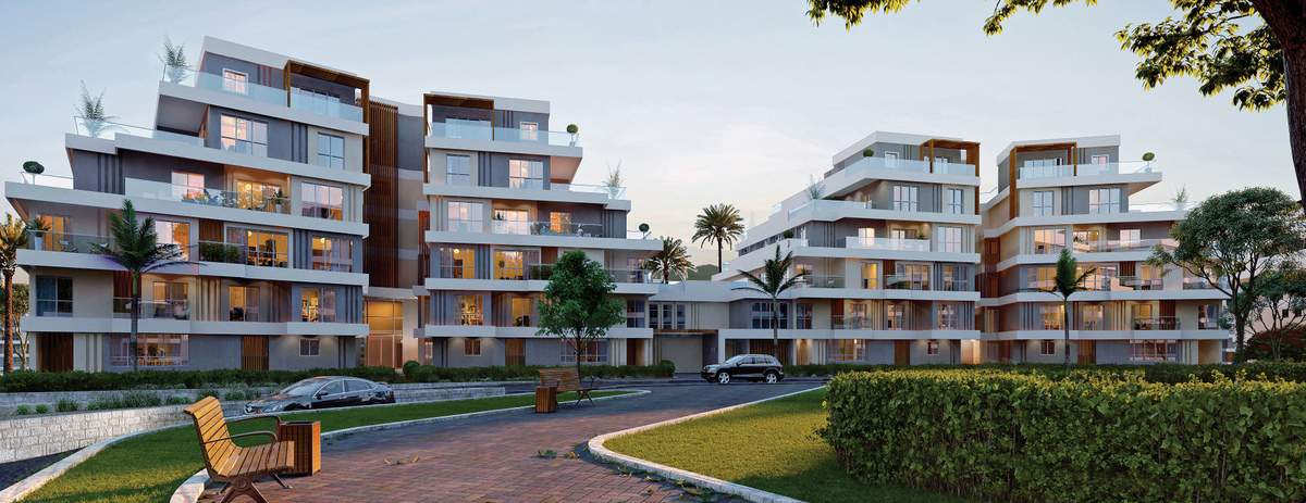 Apartments Sky Condos by Villette SODIC
